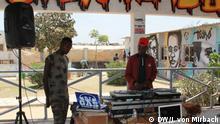 Dakar, Senegal, DJs