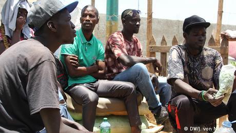 Dakar, Senegal, Arbeitslosigkeit