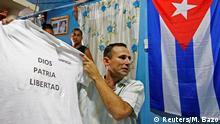 Kuba Oppositionsaktivist Jose Daniel Ferrer