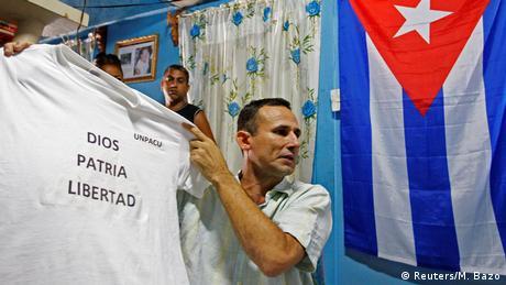 José Daniel Ferrer integró el grupo de los 75 disidentes en detenidos en 2003 durante la llamada primavera negra, y liberados entre 2010 y 2011 con mediación de la Iglesia Católica y España.