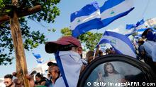 Nicaragua Protesten in Managua (Getty Images/AFP/I. Ocon)