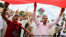 Libyen Protest gegen Gaddafi 2011