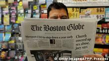 USA Tageszeitung The Boston Globe