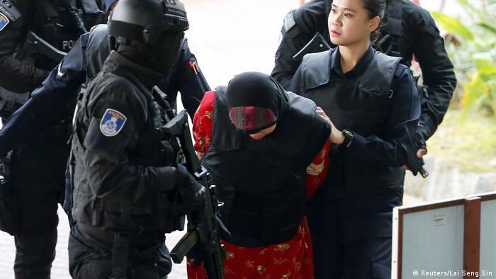 Суд не вірить словам жінок, яких звинувачують у вбивстві Кім Чен Нама