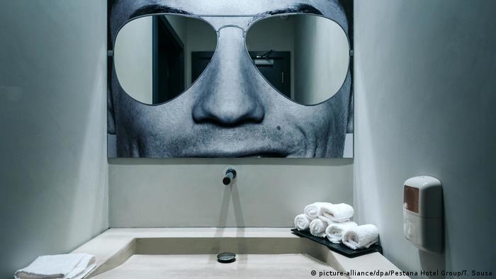 صورة من داخل أحد فنادق النجم البرتغالي كريستيانو رونالدو