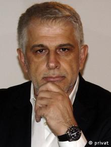 Goran Markovski, Universität Sv. Kiril i Metodij in Skopje