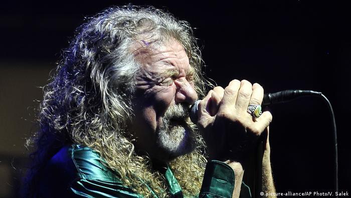 Led Zeppelin Robert Plant El Dios Dorado Cumple 70 Años