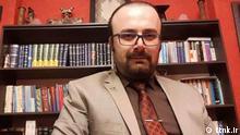 Payam Derafshan, Anwalt der iranischen Menschenrechtlerin Nasrin Sotudeh Lizenz: frei Quelle Bild: ttnk.ir