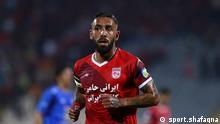 Ashkan Dejagah, iranischer Fußballspieler Schlagwörter: Iran, Fussball, Dejagah, Ashkan Rechte: lizenzfrei, sport.shafaqna