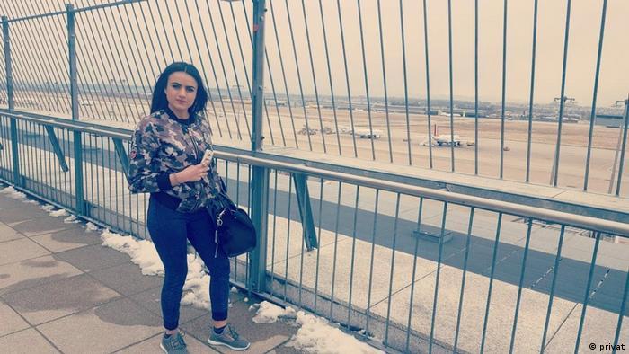 Deutschland - Ashway Haji Hamid - Jesidin aus dem Irak