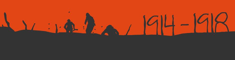 Themenheader Erster Weltkrieg