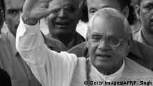 Atal Bihari Vajpayee (Getty Images/AFP/P. Singh)