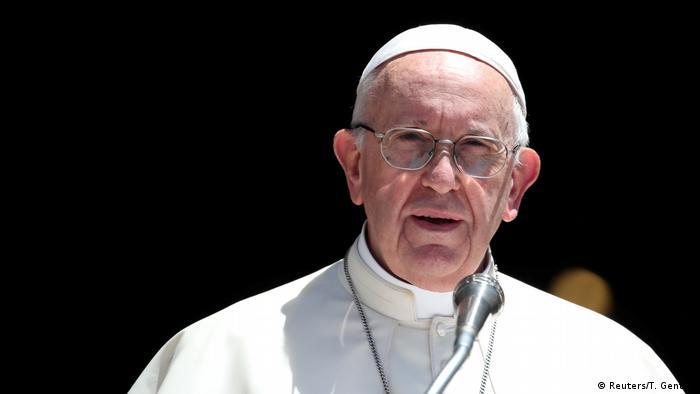Papst Franziskus (Reuters/T. Gentile)