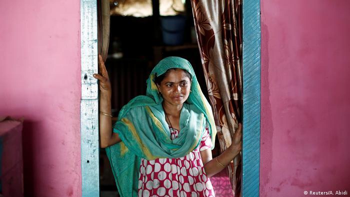 Indien Ausschluss aus dem National Register of Citizens   Menschen in Assam