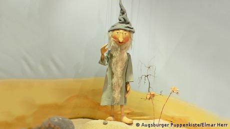 Scheinriese Tur Tur (Augsburger Puppenkiste/Elmar Herr)