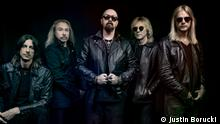 ****Achtung: Verwendung nur zur abgesprochenen Berichterstattung Band Judas Priest