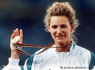 Heike Henkel Langer Anlauf Zum Gold Sport Dw 17 08 2009