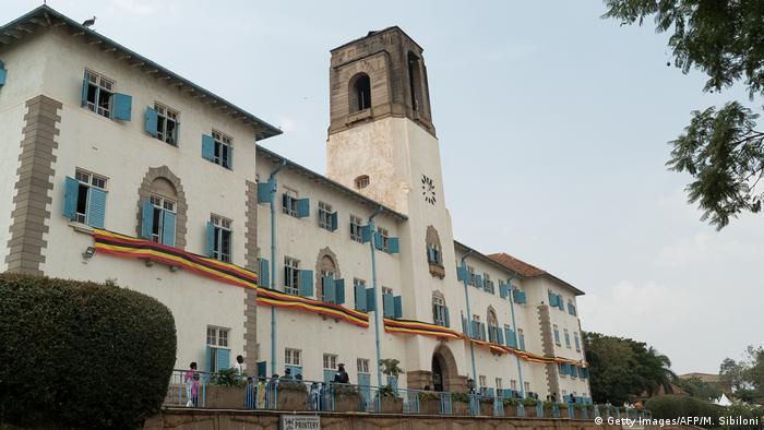 Makerere University in Kampala, Uganda