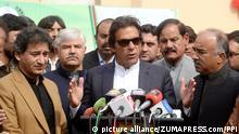 Pakistan - Imran Khan übernimmt Regierung