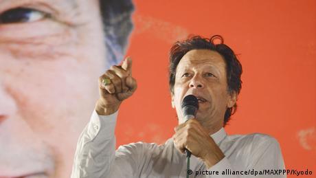 Колишній гравець у крикет Імран Хан став новим прем'єром Пакистану