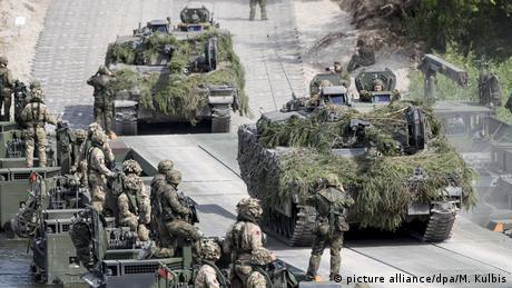 Бундесвер відправить 8 тисяч солдатів на масштабні навчання НАТО