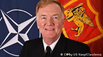 USA Navy Admiral James G. Foggo III