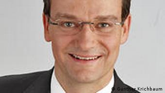 النائب البرلماني غونتر كريشباوم