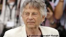 Filmregisseur Poland Polanski
