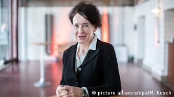 Ruhrtriennale artistic director Stefanie Carp