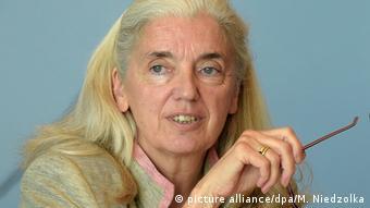 NRW-Kulturministerin Isabel Pfeiffer-Poensgen (picture alliance/dpa/M. Niedzolka)
