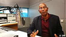 17.08.2018, Bonn*** DW Interview mit dem Politiker Amadou Bah Oury aus Guinea
