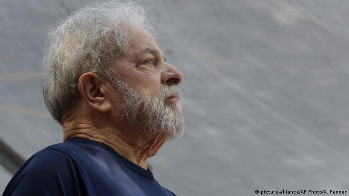 Luiz Inacio Lula da Silva (picture-alliance/AP Photo/A. Penner)