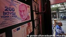 Türkei Wirtschaft Lira
