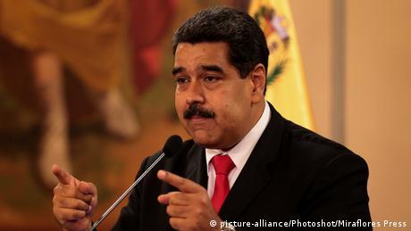 США обговорювали з військовими Венесуели плани перевороту в Каракасі - ЗМІ