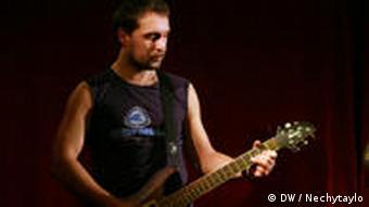 Ukrainische Rockgruppe Propala Gramota