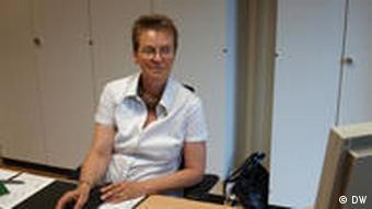 Mariannne Genenger-Hein vom Landesverband Rheinland Gartenfreunde (Foto: DW)