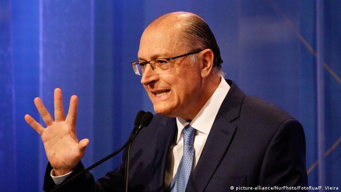 MP abre inquérito contra Alckmin