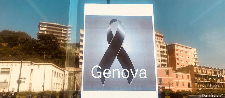 Θρήνος και οργή για την τραγωδία στη Γένοβα