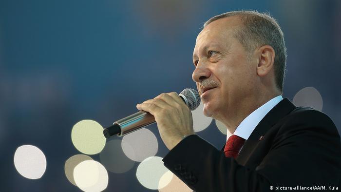 Türkei AKP Kongress in Ankara