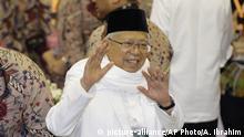Indonesien Präsidentschaftswahl Ma'ruf Amin