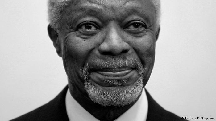 UN Kofi Annan