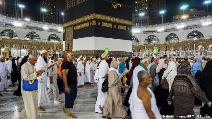 مكة رمضان العبادة زاحمه رمضان السياسة أخبار Dw عربية أخبار عاجلة ووجهات نظر من جميع أنحاء العالم Dw 31 05 2019
