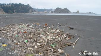 "Forschungsprojekte zu Müll im Meer ""Científicos de la Basura"""