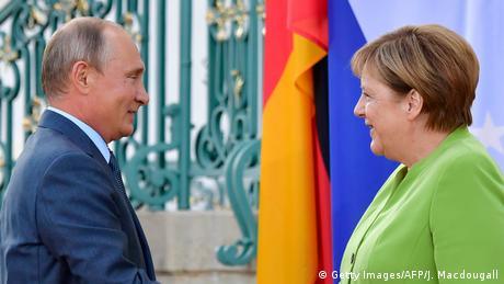 Зустріч Меркель з Путіним: Україна - одна з головних тем переговорів