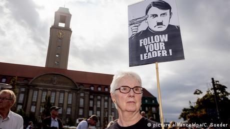"""Γερμανία: Απαγορεύτηκε η ακροδεξιά οργάνωση """"Ο αετός του Βορρά"""""""