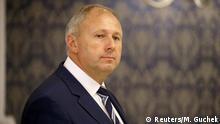 Weißrussland Sergei Rumas