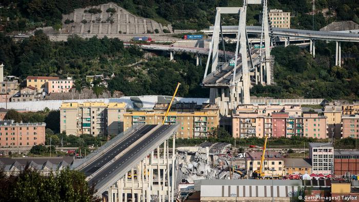 Genoa bridge collapse search operation ends, death toll rises | News