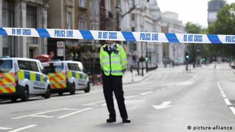 Водієві висунули обвинувачення в замаху на вбивство за наїзд біля парламенту в Лондоні