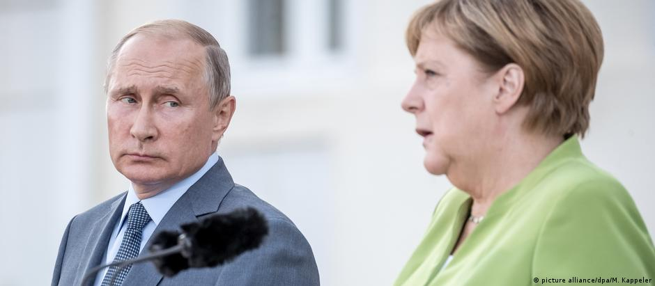 Μέρκελ-Πούτιν: μία ιδιαίτερη σχέση