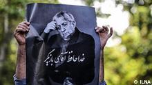 Iran Beisetzung Ezatollah Entezami